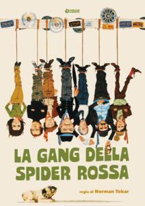 Film La gang della spider rossa (DVD) Norman Tokar