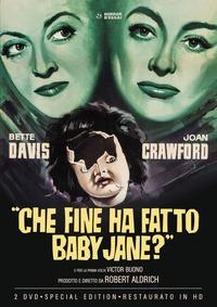 Cover Dvd Che fine ha fatto Baby Jane? Restaurato in HD (2 DVD)