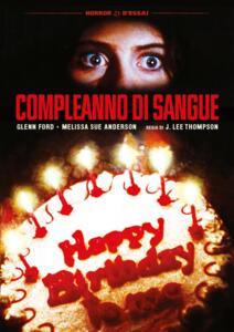 Film Compleanno di sangue. Restaurato in HD (DVD) J. Lee Thompson