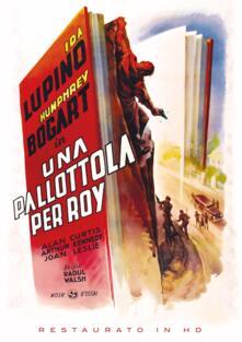 Una pallottola per Roy. Restaurato in HD (DVD) di Raoul Walsh - DVD