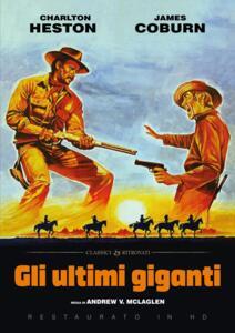 Film Gli ultimi giganti (Restaurato in HD) (DVD) Andrew V. McLaglen