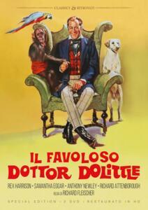 Film Il Favoloso Dr. Dolittle (Restaurato in HD) (Special Edition) (2 DVD) Richard Fleischer