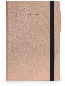 Cartoleria Taccuino Legami My Notebook Medium A pagine bianche Rosa Legami