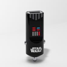 Caricatore USB da auto Star Wars The Force Awakens. Darth Vader