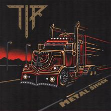 Metal Shock (Limited Edition) - Vinile LP di TIR