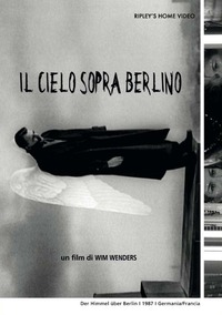 Cover Dvd Il cielo sopra Berlino (Blu-ray)