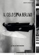 Cover Dvd DVD Il cielo sopra Berlino