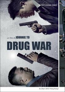 Drug War di Johnnie To - DVD