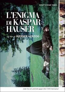 L' enigma di Kaspar Hauser<span>.</span> versione restaurata di Werner Herzog - DVD