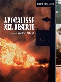 Cover Dvd Apocalisse nel deserto (DVD)