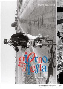 Giorno di festa di Jacques Tati - DVD