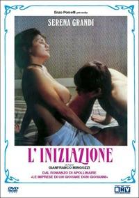 Cover Dvd iniziazione (DVD)