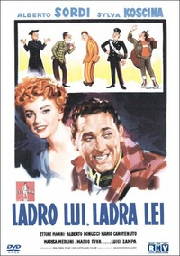 Cover Dvd Ladro lui, ladra lei (DVD)