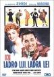 Cover Dvd DVD Ladro lui, ladra lei