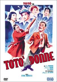 Cover Dvd Totò e le donne (DVD)