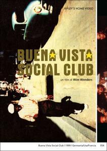 Buena Vista Social Club di Wim Wenders - DVD
