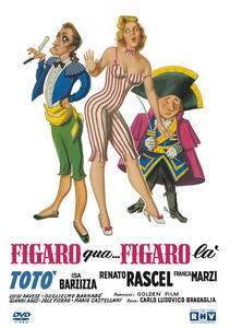 Figaro qua... Figaro là (DVD) di Carlo Ludovico Bragaglia - DVD