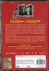 Figaro qua... Figaro là (DVD) di Carlo Ludovico Bragaglia - DVD - 2