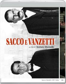 Sacco e Vanzetti (Blu-ray) di Giuliano Montaldo - Blu-ray