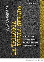 Wim Wenders. La Trilogia Della Strada (4 DVD)
