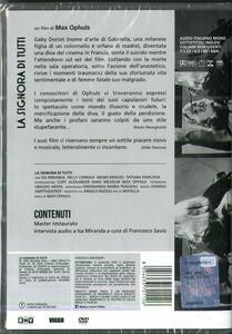 La signora di tutti (DVD) di Max Ophuls - DVD - 2