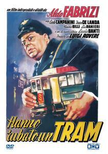 Hanno Rubato Un Tram (DVD) di Mario Bonnard,Aldo Fabrizi - DVD