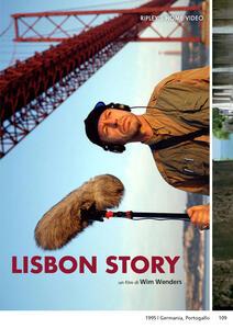 Lisbon Story (DVD) di Wim Wenders - DVD