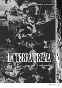 Cover Dvd La terra trema (2 DVD)
