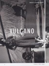 Cover Dvd Vulcano (1950) (DVD)