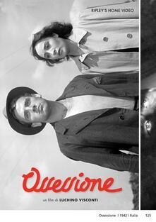 Ossessione (DVD) di Luchino Visconti - DVD