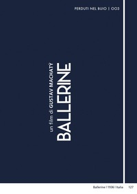 Cover Dvd Ballerine (DVD)