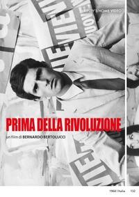 Cover Dvd Prima della rivoluzione (2 DVD)