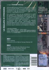 La Ballata di Stroszek (2 DVD) di Werner Herzog - DVD - 2