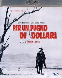Cover Dvd Per un pugno di dollari (Blu-ray)