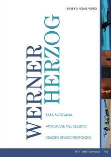 Werner Herzog Cofanetto (3 DVD) di Werner Herzog - DVD