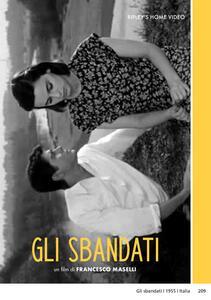 Film Gli sbandati (Versione Restaurata) (DVD) Francesco Maselli