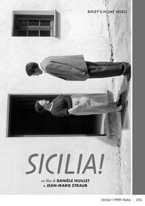 Film Sicilia! (DVD) Daniele Huillet Jane-Marie Straub