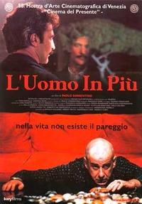 Cover Dvd L' uomo in più (DVD)