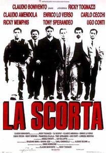 La scorta (DVD) di Ricky Tognazzi - DVD