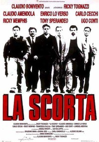 Cover Dvd La scorta (DVD)