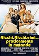 Cover Dvd DVD Ricchi ricchissimi praticamente in mutande