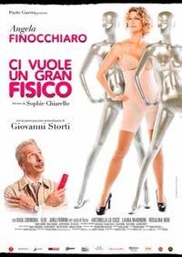 Cover Dvd Ci vuole un gran fisico (DVD)