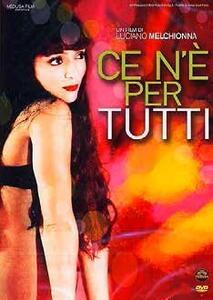 Ce n'è per tutti (DVD) di Luciano Melchionna - DVD