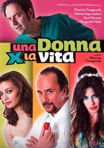 Una donna per la vita (DVD) di Maurizio Casagrande - DVD