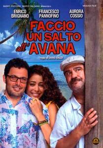 Faccio un salto all'Avana (DVD) di Dario Baldi - DVD