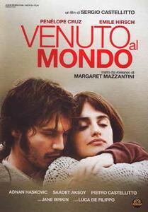 Venuto al mondo (DVD) di Sergio Castellitto - DVD