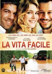 La vita facile (DVD) di Lucio Pellegrini - DVD