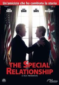 Cover Dvd The Special Relationship. I due presidenti (DVD)