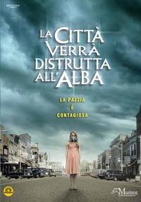 Cover Dvd La città verrà distrutta all'alba (Blu-ray)