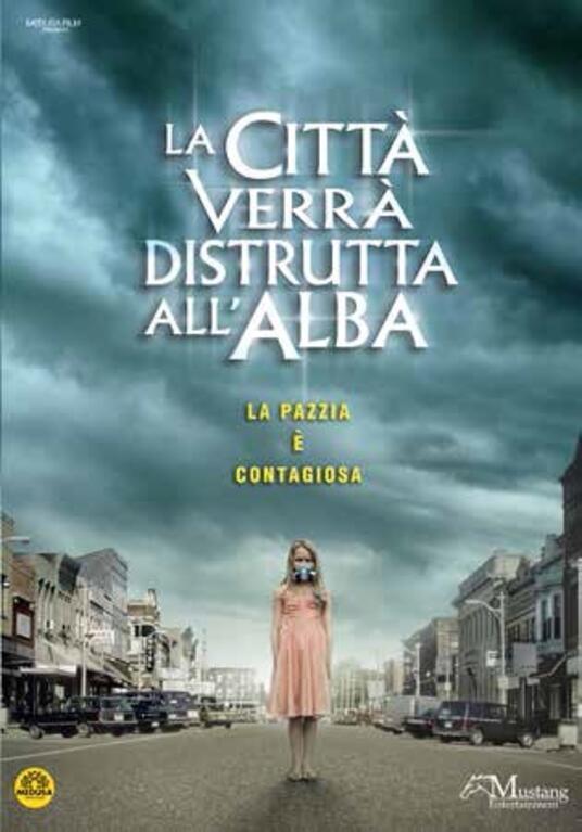 La città verrà distrutta all'alba (Blu-ray) di Breck Eisner - Blu-ray
